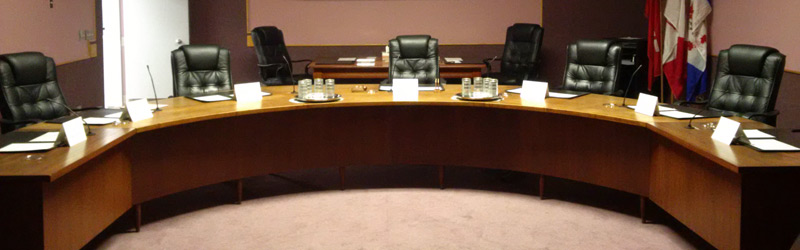 City of Selkirk Council Chambers