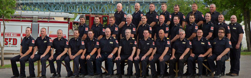 Selkirk Fire Department 2015