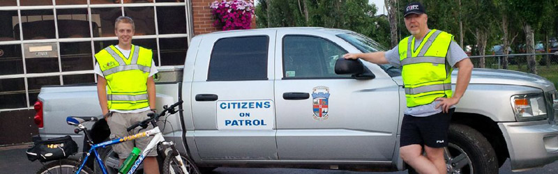 City of Selkirk Citizens on Police Patrol