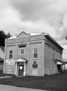 masonic hall in selkirk