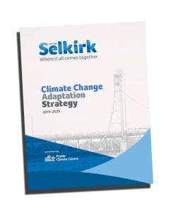 City of Selkirk's Climate Change Adaptation Strategy - Cover